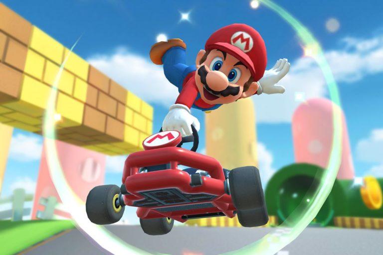 Mario Kart Tour 24 saatte 20 milyon indirme sayısına ulaştı!