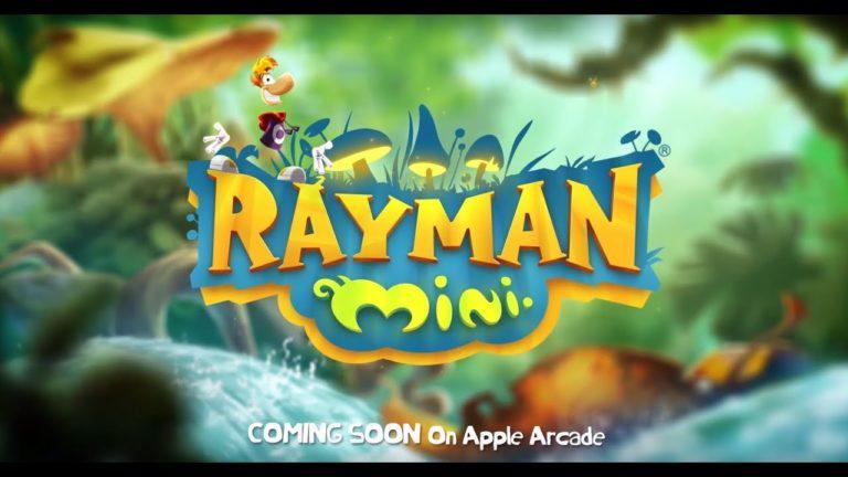 Rayman Mini için ilk oynanış videosu!
