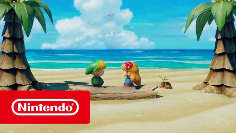 The Legend of Zelda: Link's Awakening hikaye videosu yayınlandı