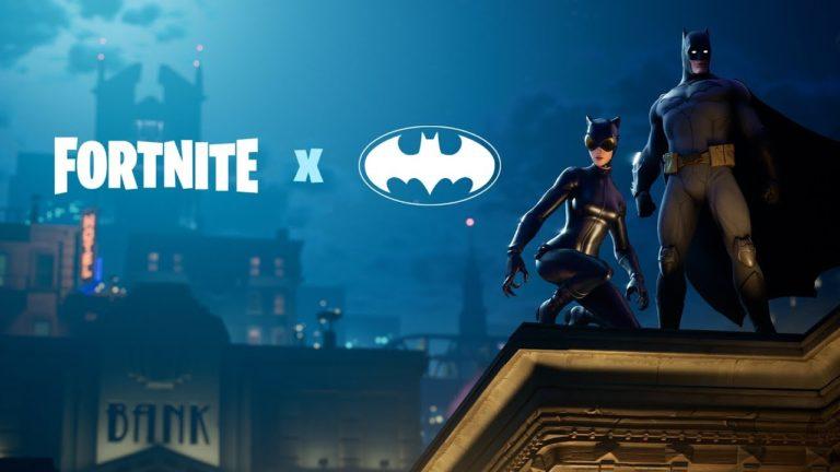 Fortnite x Batman ortaklığı duyuruldu!