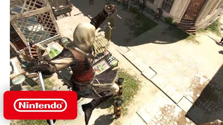 Assassin's Creed: The Rebel Collection Nintendo Switch için duyuruldu!