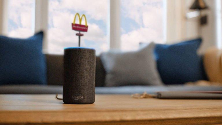 McDonald's Alexa ile işçi arıyor