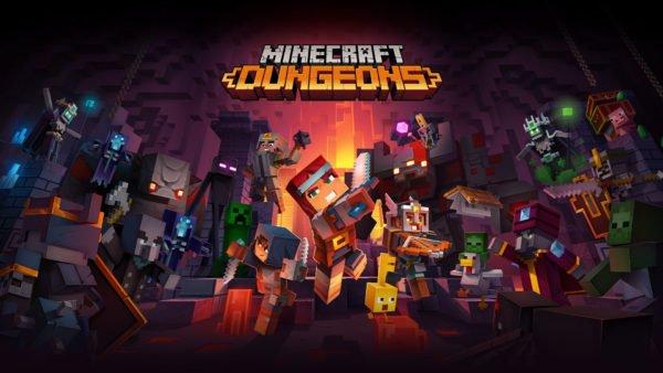 Minecraft Dungeon