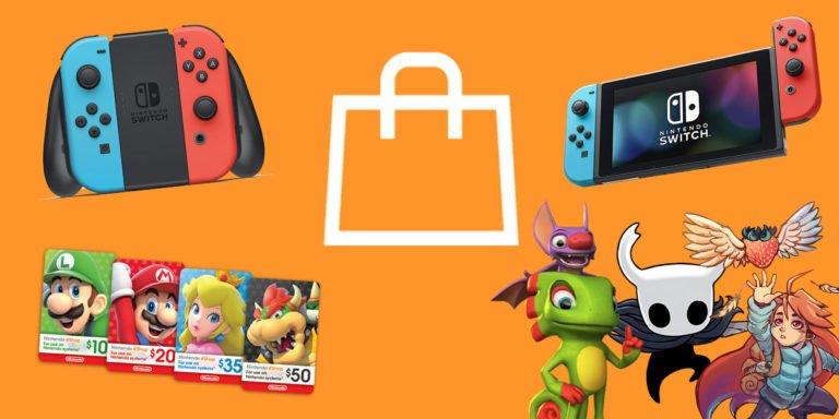 Nintendo eShop kütüphanesi güncellendi