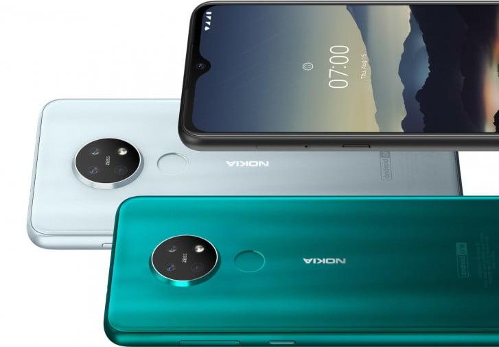 3 kameralı Nokia 7.2 tanıtıldı! İşte özellikleri!