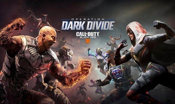 CoD Black Ops 4 Operation Dark Divide yayınlandı!