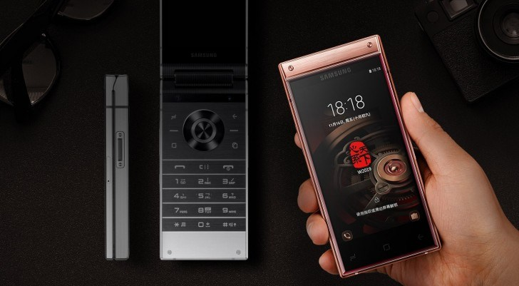 Samsung W20 5G yakında satışa çıkacak