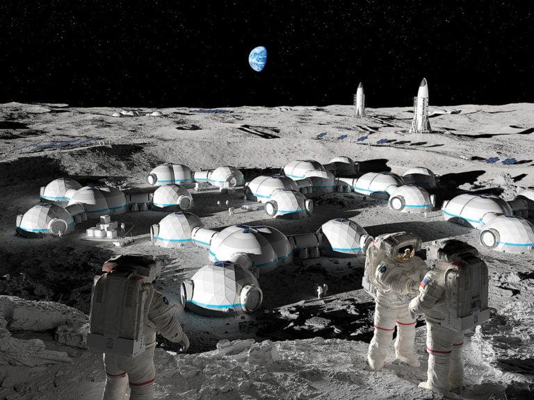 Silikon Vadisi Ay üssü kurmak istiyor