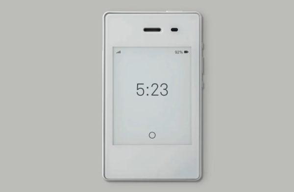 Sizi telefon bağımlılığından kurtaracak telefon: Light Phone 2