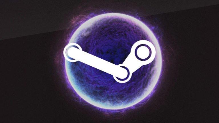 Steam 2021 yılını rekorla karşıladı!