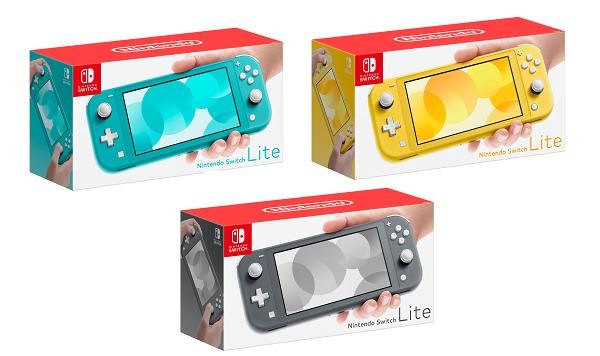 Nintendo Switch Lite yoğun ilgiyle karşılandı