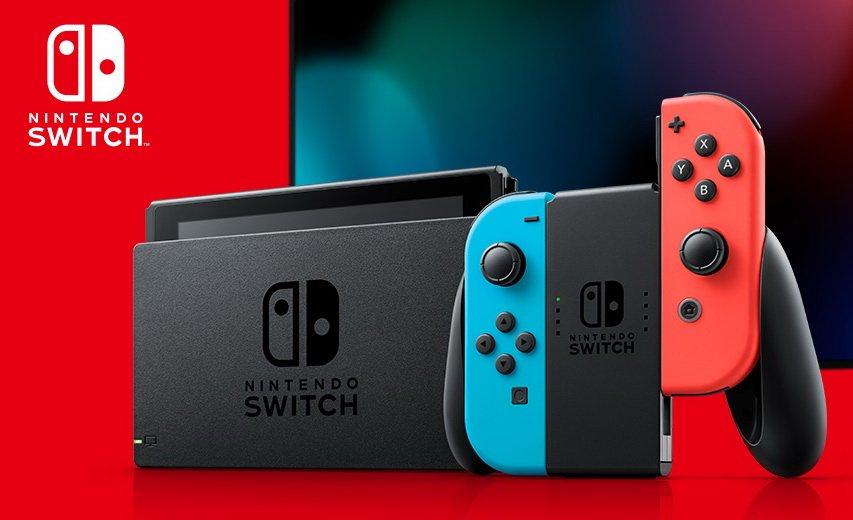 Nintendo Switch 9.0.0