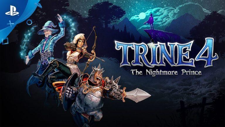 Trine 4 için hikaye videosu yayınlandı
