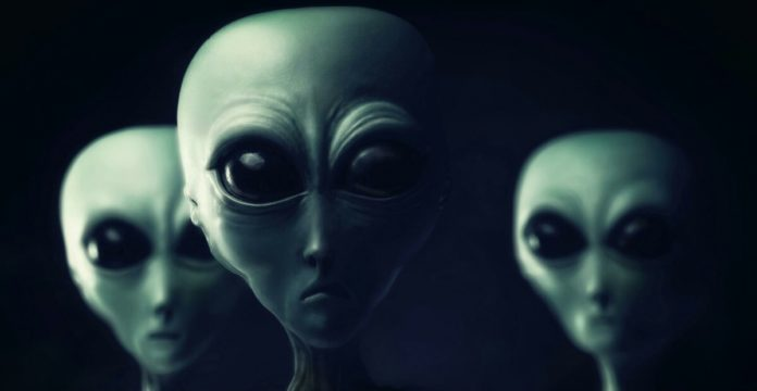 2036 yılında uzaylılarla