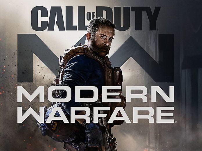 Call of Duty: Modern Warfare önerilen sistem gereksinimi