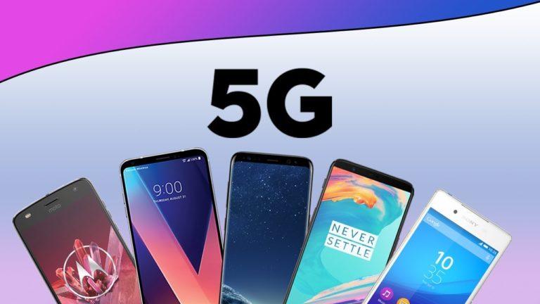 2020'de 5G destekli telefon satışları patlayacak!