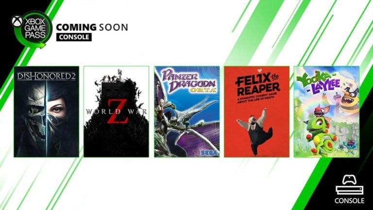 Xbox Game Pass Ekim oyunları duyuruldu!