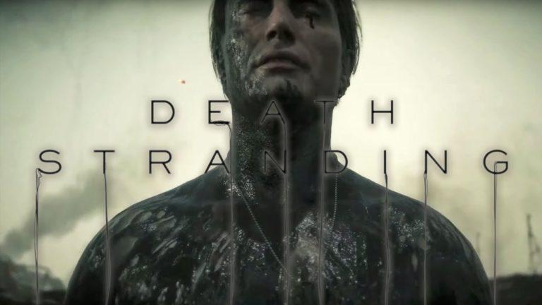 Death Stranding kaç GB olacak?