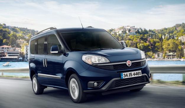Fiat Doblo fiyatları güncellendi