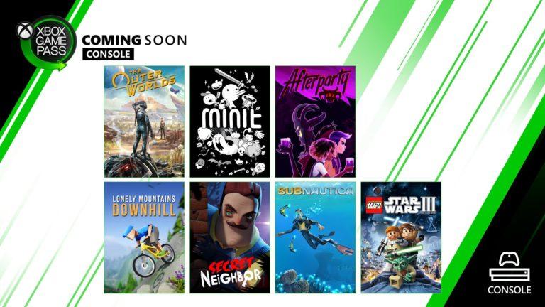 Xbox Game Pass yeni oyunlar sunmaya devam ediyor