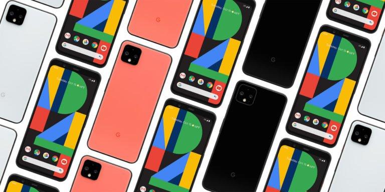 Google Pixel 4 tanıtıldı! İşte özellikleri!