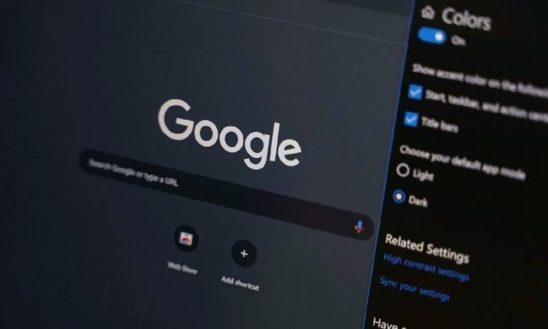 Google karanlık mod desteği genişliyor