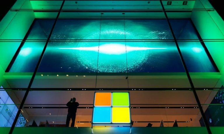 Microsoft ve Pentagon 10 milyar dolarlık anlaşma yaptı