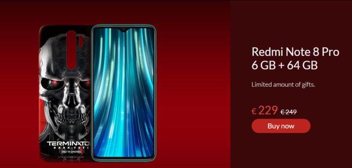 Redmi Note 8 Pro Terminator Edition
