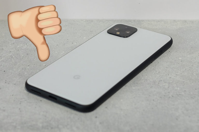 Google Pixel 4 neden 4K/60 FPS video çekemiyor?