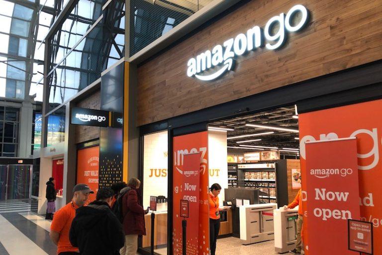Amazon GO marketlerini sinemalara mı kuracak?