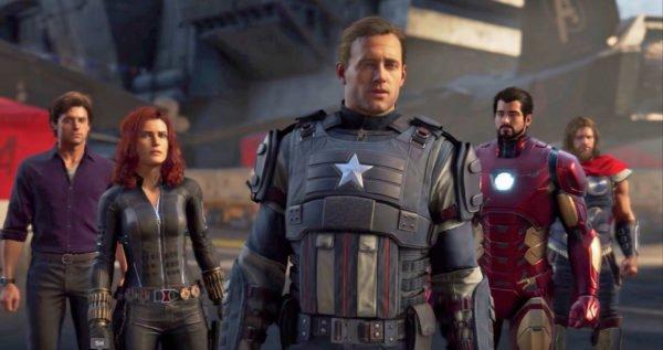 Avengers oyunu