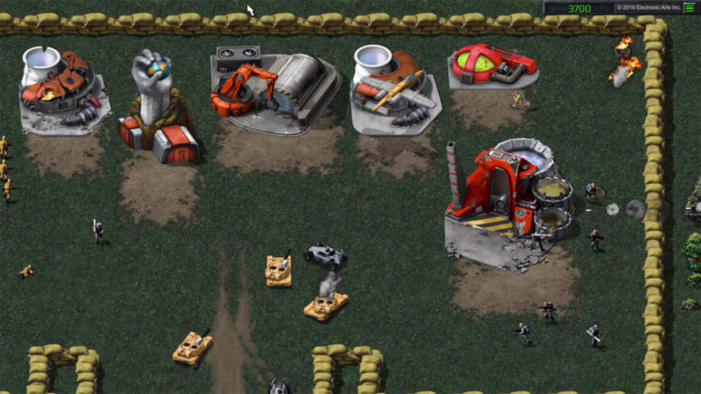 Command & Conquer remaster geliyor