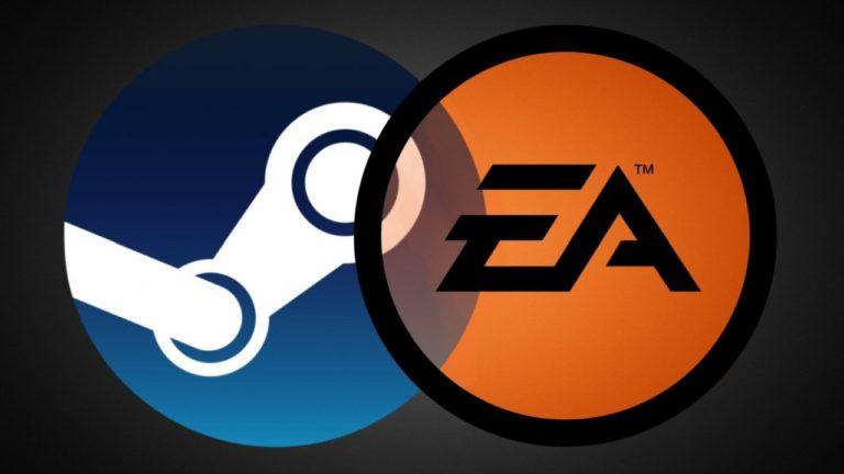 Valve açıkladı; EA oyunları Steam'e geliyor