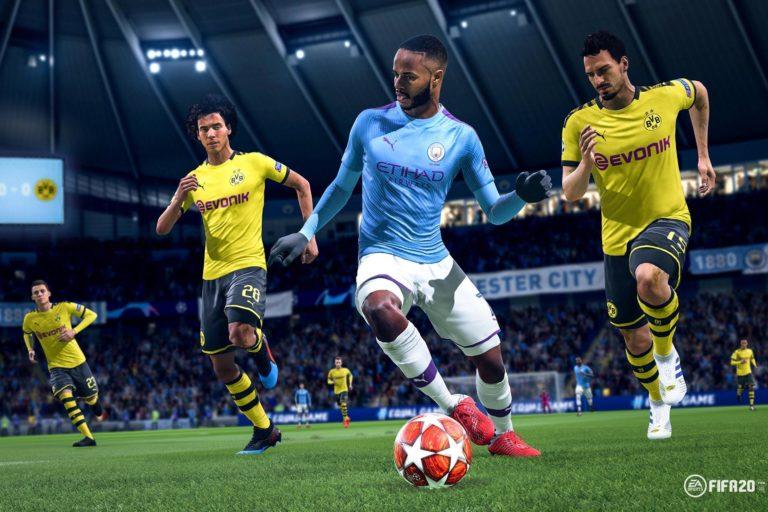 FIFA 20 en çok satanlar listesinde zirvede
