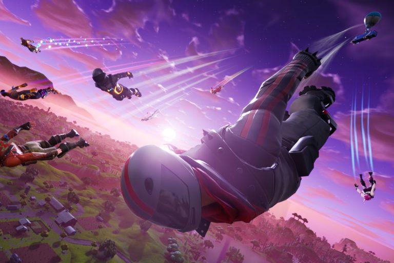 Epic Games ile Samsung Fortnite için el sıkıştı!