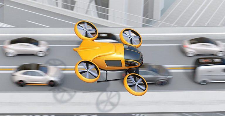 Hyundai NASA mühendisleriyle uçan otomobil yapacak