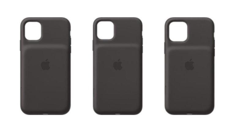iPhone 11 Smart Battery Case modelleri ortaya çıktı!