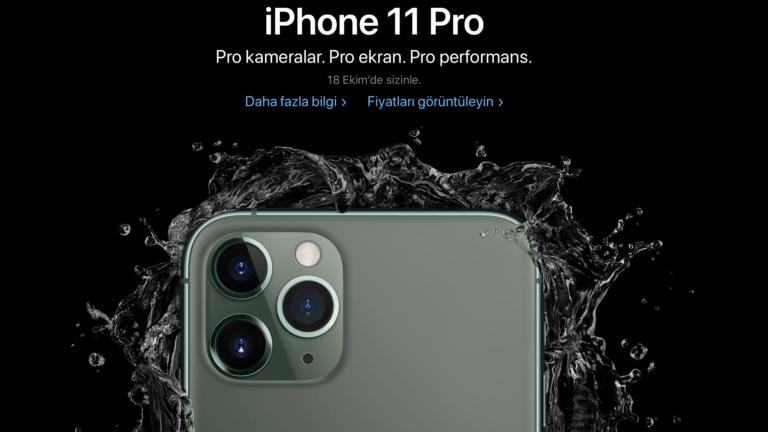 iPhone 11 Türkiye fiyatı açıklandı!