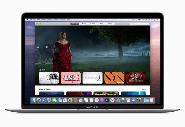 macOS 10.15.1 güncellemesi yayınlandı!