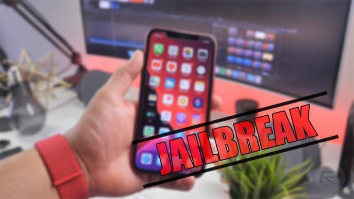iOS 13 için Jailbreak