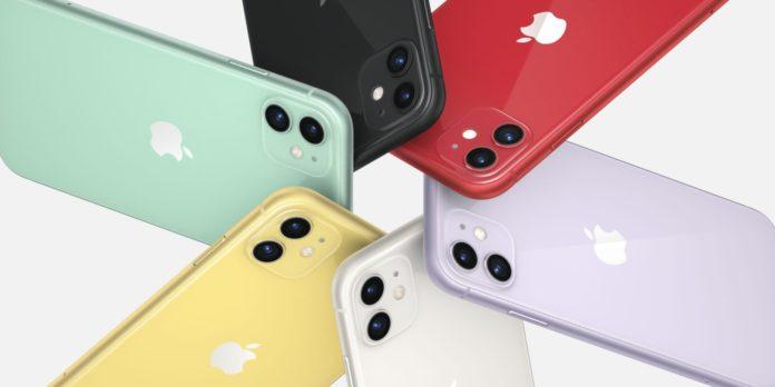 iPhone 11 satışları