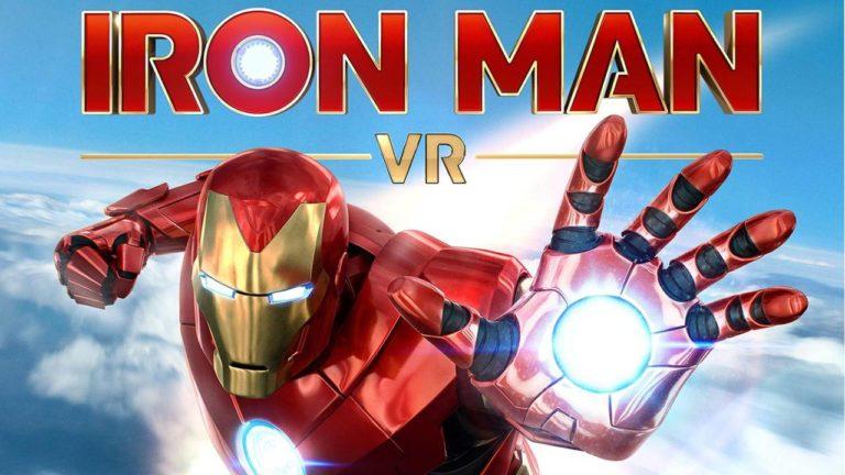 Marvel's Iron Man VR çıkış tarihi açıklandı