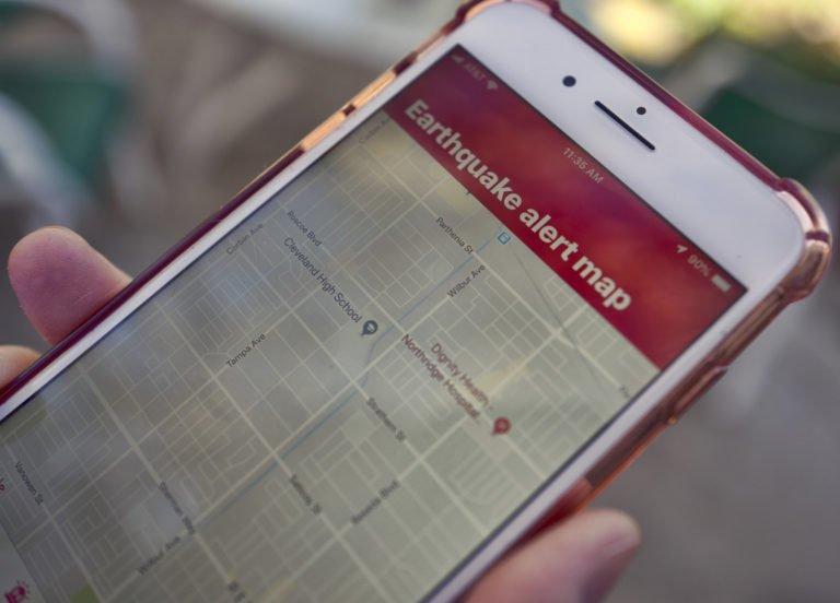 Kaliforniya deprem alarm sitemini hayata geçirdi