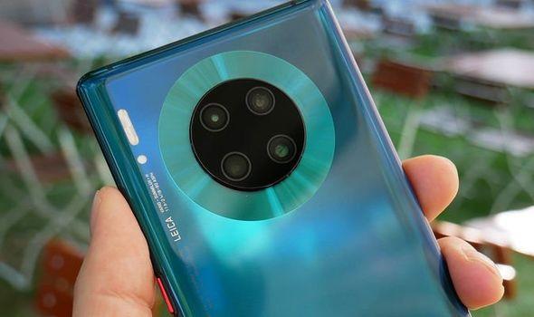 Huawei Mate 30 ve Mate 30 Pro bir ülkede daha satışa çıkıyor