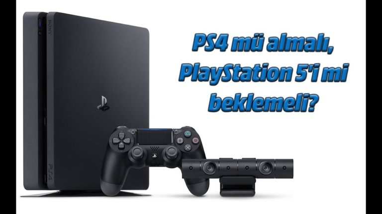 PS4 mü almalı, PlayStation 5'i mi beklemeli?