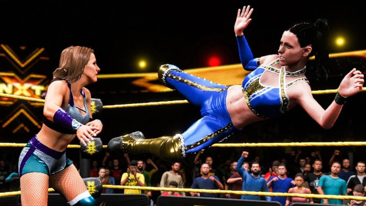 WWE 2K20 incelemesi