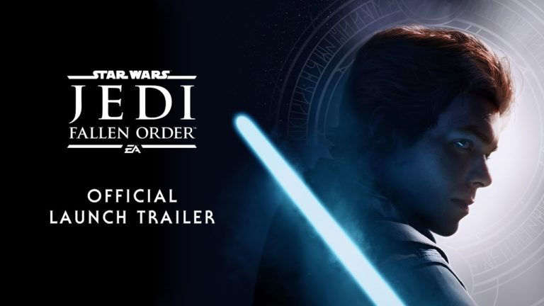 Star Wars Jedi Fallen Order çıkış videosu yayınlandı