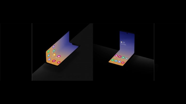Galaxy Fold 2 için ilk video yayınlandı!