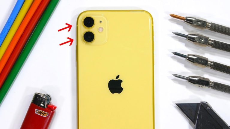 iPhone 11 ne kadar sağlam? İşte bu sorunun yanıtı!