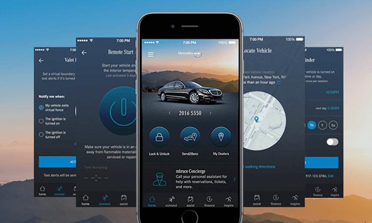 Mercedes uygulaması kullanıcı verilerini sızdırdı